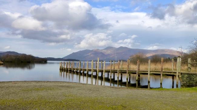 Derwenter Water Lake District
