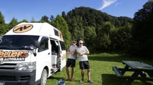 Camper Rental New Zealand