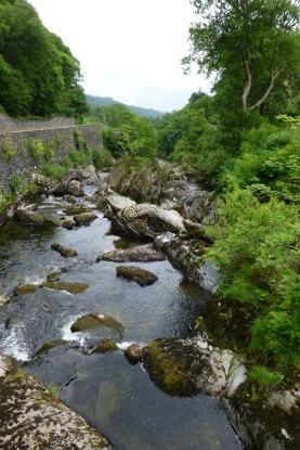 Rivers Around Betws Y Coed