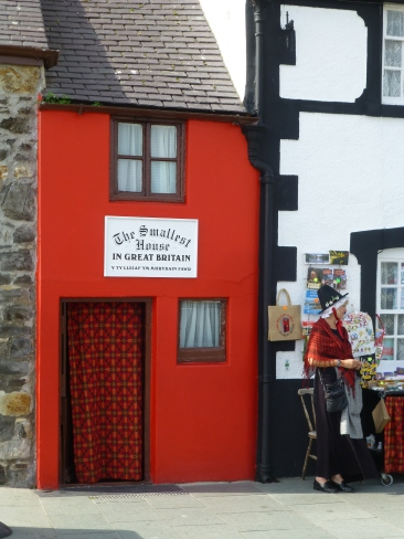 Conwy and The Smallest House in Britain