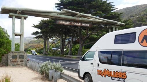 Travellers Autobarn Camper Rental