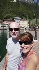 Loving the sights of Lake Garda