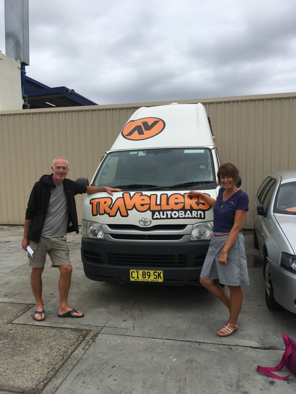 Travellers Autobarn Australia