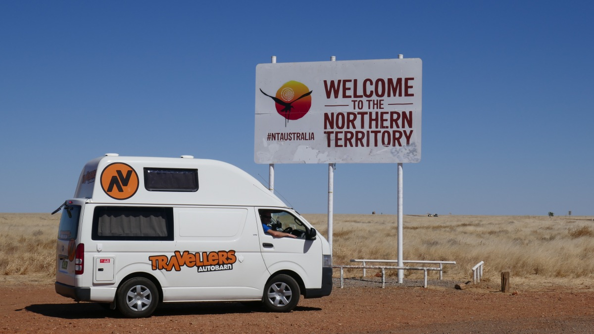 Finding and Buying a Van in Australia