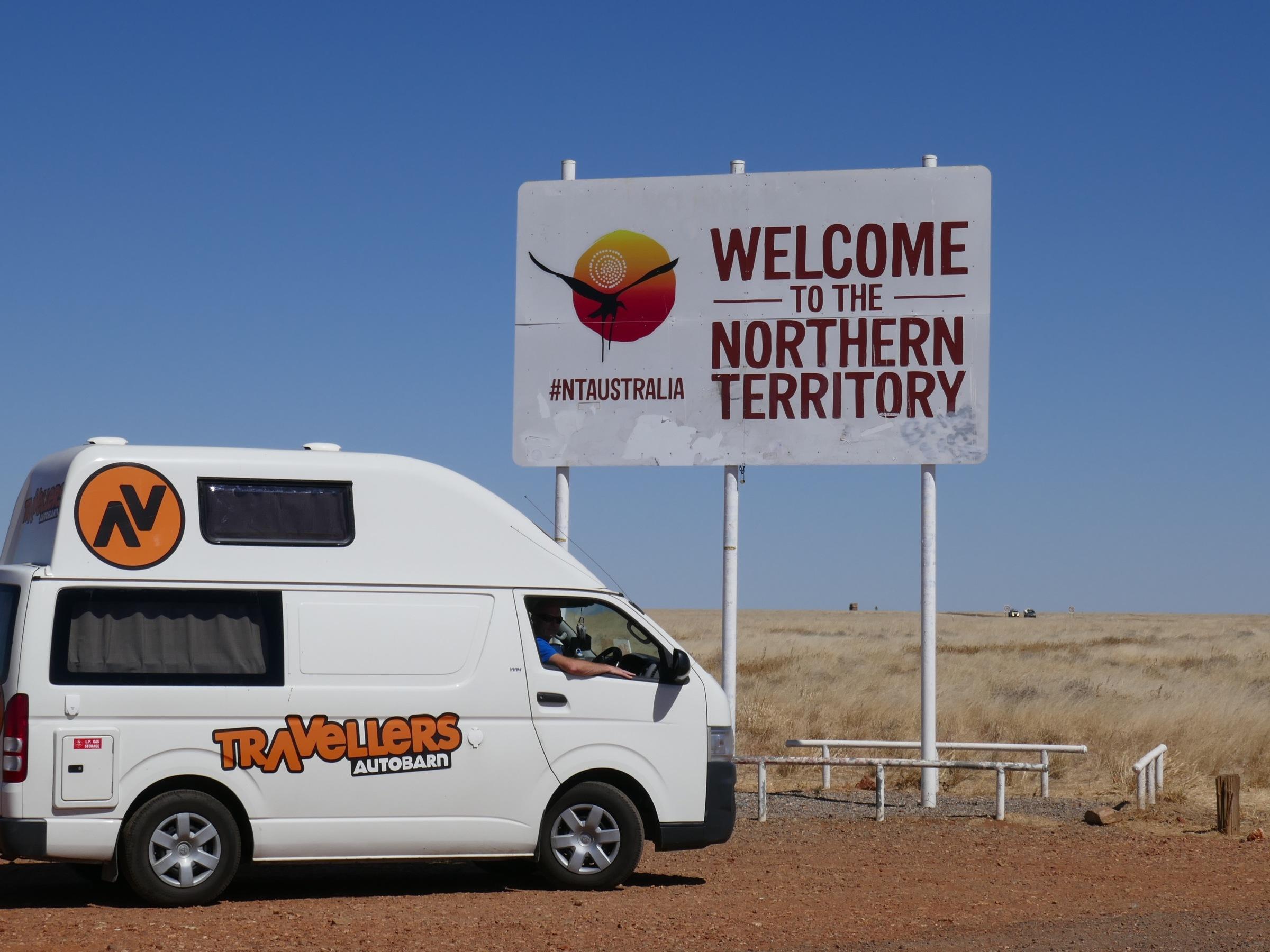 Travellers Autobarn Kuga Rental