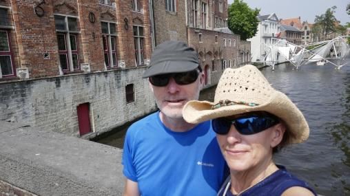 Loving Bruges Canals