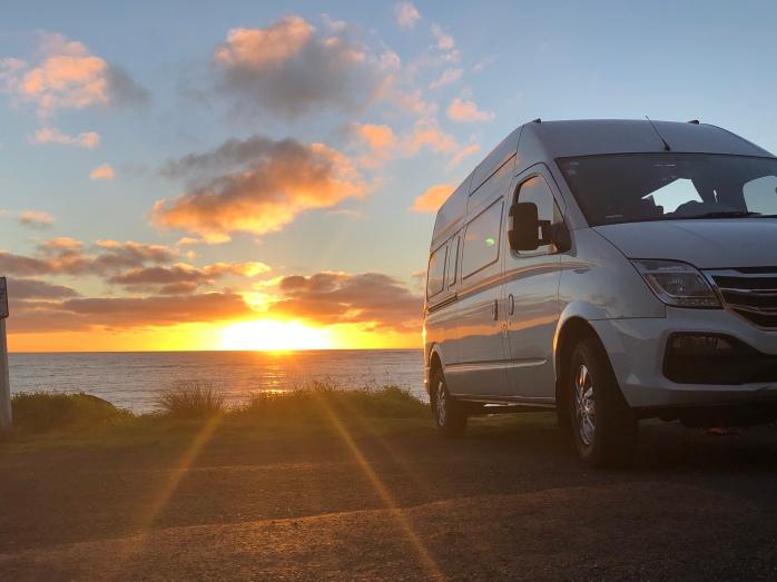 Self-Build Campervan