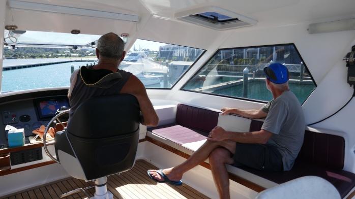 Fishing trip New Zealand
