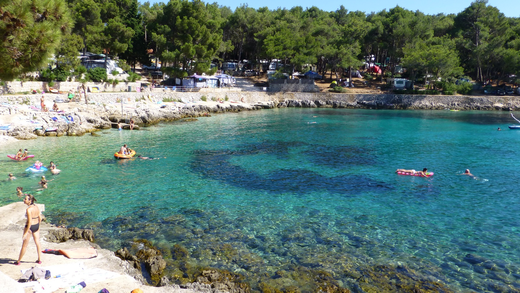 Campsites Croatia